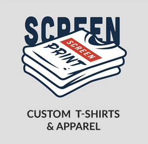 Custom T-Shirts & Apparel